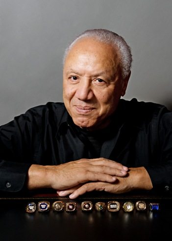 Lenny Wilkens Seattle SuperSonics Coach