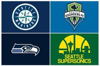 Seattle Pro Sports Teams